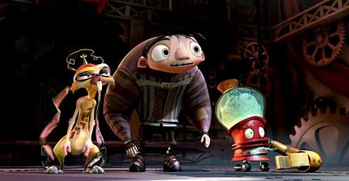 Movie review igor 2008 the o d for Igor movie watch online