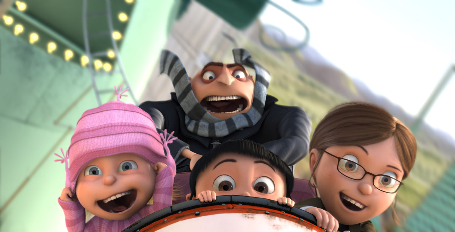 Despicable me movie characters