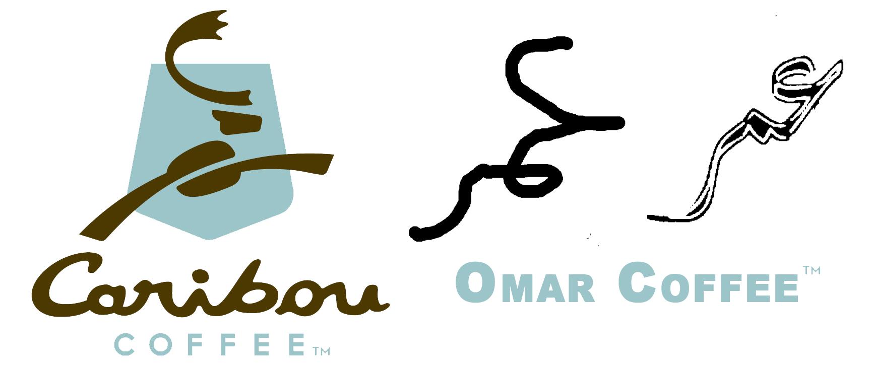 caribou new logo omar in arabic the od